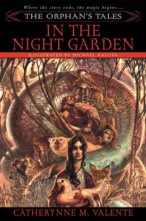 In the Night Garden book cover