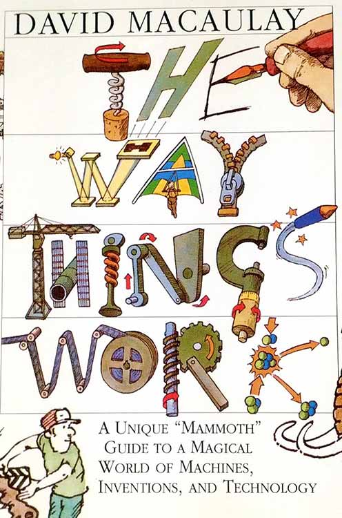 The Way Things Work book cover